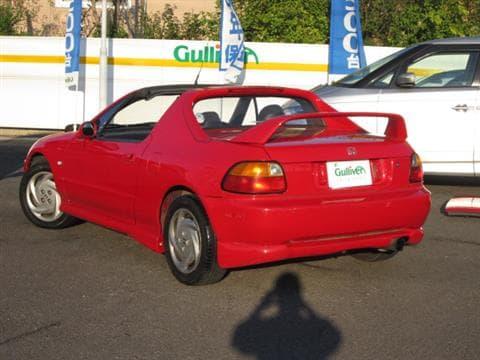 ホンダ,CR-Xデルソル,VXi トランストップ(電動オープンルーフ仕様車),1994年9月