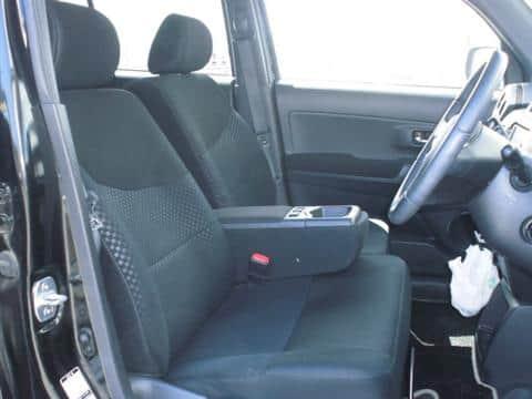 カタログ画像:デックス (DEX) 1.3i-S 2008年11月 DBA-M411F 1300cc ブラック・マイカメタリック 燃費15.2km / l 外装