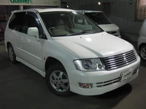 三菱,RVR,スーパーエクシード,2000年12月