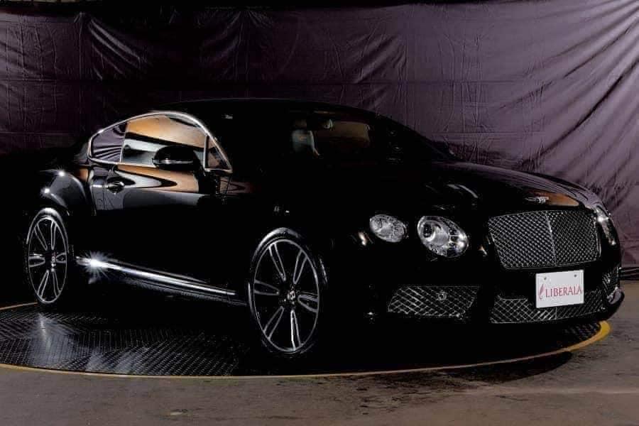 ベントレー,コンチネンタル,GT V8,2012年2月