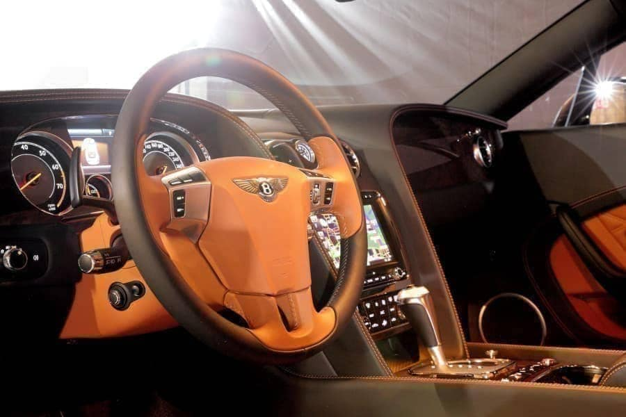 ベントレー,コンチネンタル,GT V8,2013年6月